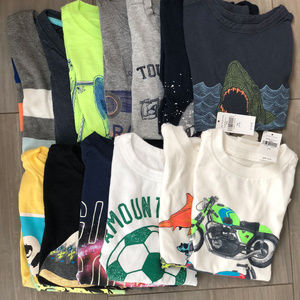 Gap Boys Shirts: Size 4- 5- 13 Shirts